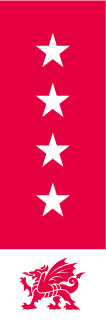 Visit Wales 4 star logo
