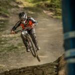 Downhill mountain biking at Antur Stiniog DH Centre