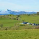 Rural setting in Snowdonia