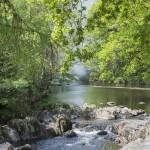River Llugwy in Betws y Coed