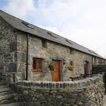 Traditional stone farmhouse cottage
